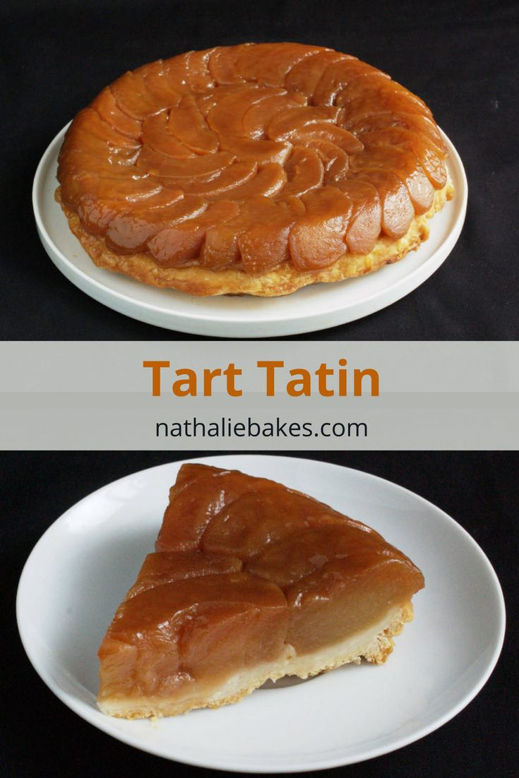 Tart Tatin must be one of my favourite desserts all time: caramelised melt-in-your-mouth apples with a buttery puff pastry. Great recipe!