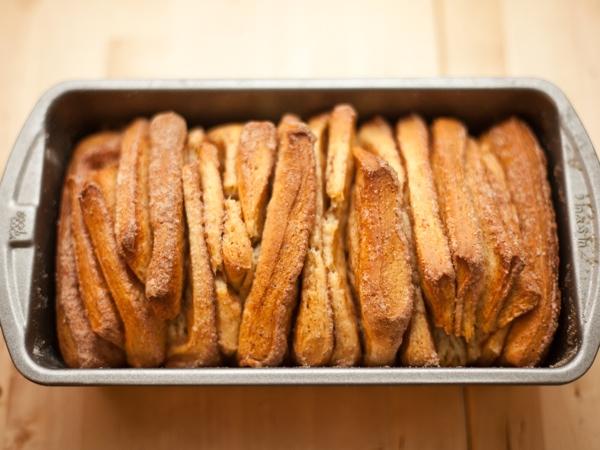 Cinnamon pull-apart bread 3