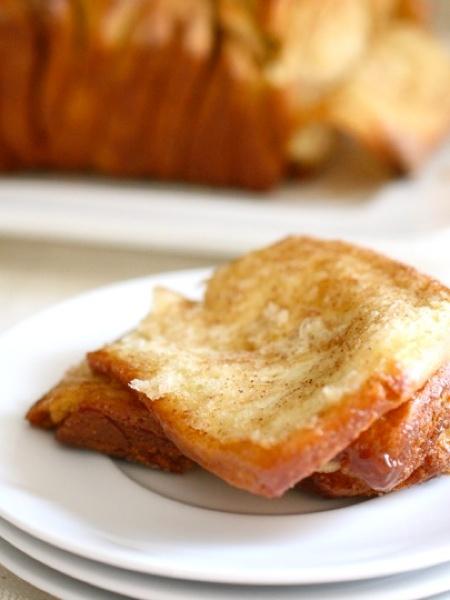 Cinnamon pull-apart bread 5