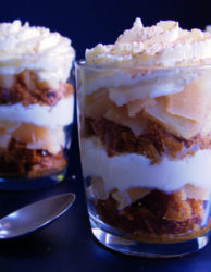 Verrines coings mascarpone