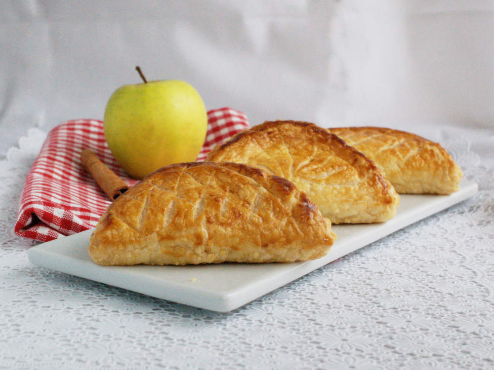 Apple turnovers (or chaussons aux pommes) | Nathalie Bakes