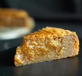 Fondant au caramel beurre salé