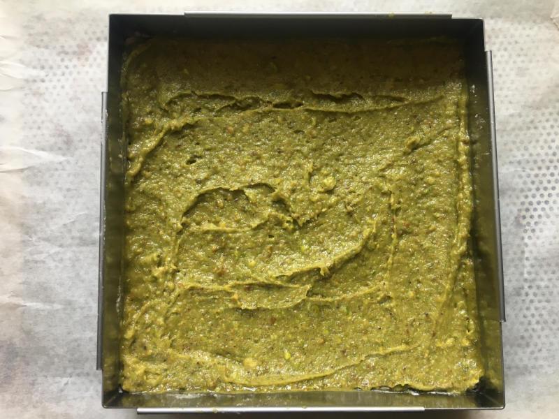 crème de pistache